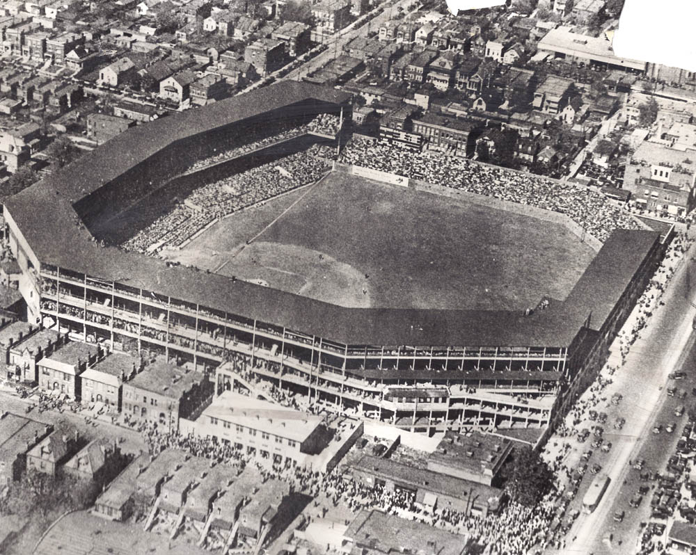 Sportsman's Park photograph