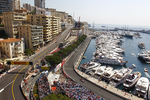 monaco f1 wallpaper. wallpaper the Monaco F1 Grand