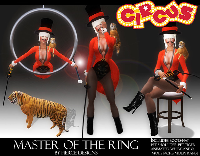 Master of the Ring (Ringmaster Female)