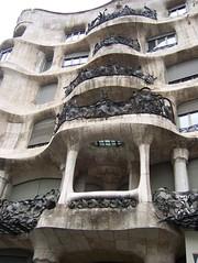 085 - Casa Mila (La pedrera)