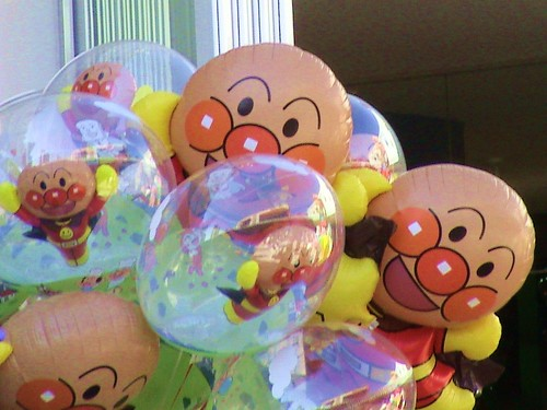 anpanman balloon