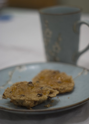 Oat Drop Biscuit and Tea