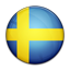 Flag of Sweden PNG Icon