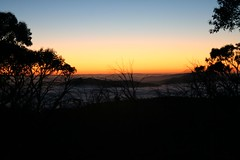 "Sunrise at Ginini, January • <a style=""font-size:0.8em;"" href=""http://www.flickr.com/photos/10945956@N02/3209758637/"" target=""_blank"">View on Flickr</a>"