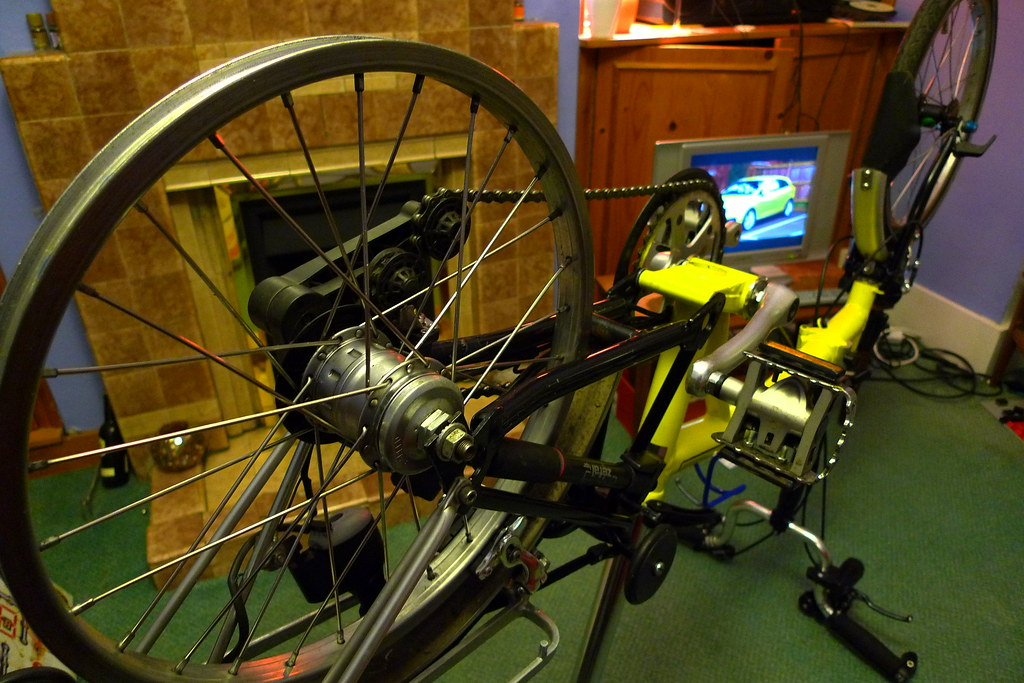 Brompton in our Lounge