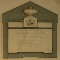 Memorial, St. Peter - Wolfhampcote