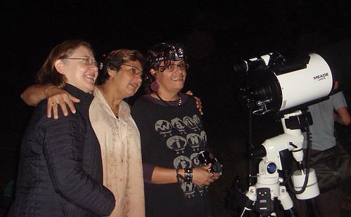Observación nocturna