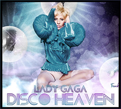 Lady GaGa - Disco Heaven (FrankyI'm Back) Tags: lady disco heaven fame gaga the frankysboomboxblogspotcom