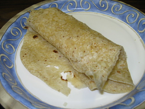 Gluten Free Brown Rice Tortilla Wraps