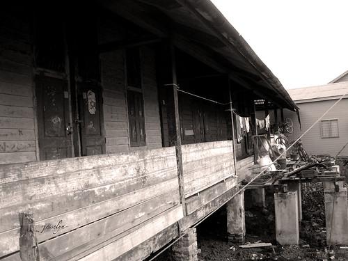 Life on Pulau Ketam.