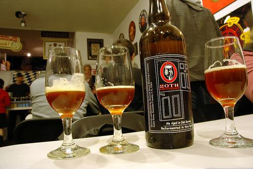 Toronado 20th Anniversary Ale