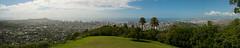 Panoramic View of Waikiki & Honolulu (Andy BealPhoto.com) Tags: travel vacation hawaii nikon waikiki oahu honolulu d80 andybeal