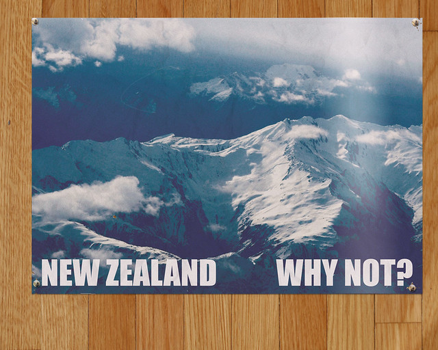 NEW ZEALAND WHY NOT?