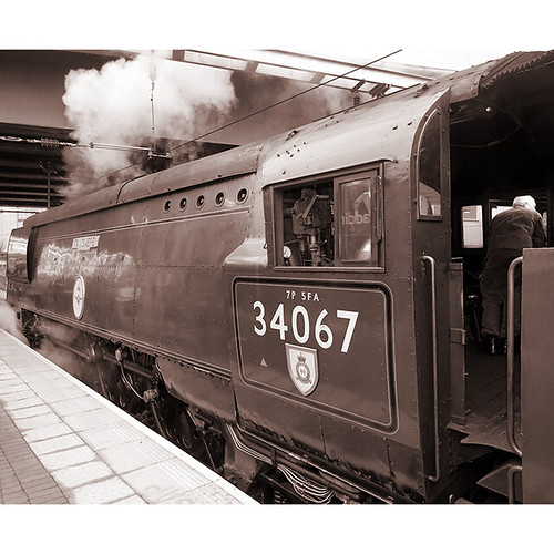 Tangmere at Paddington
