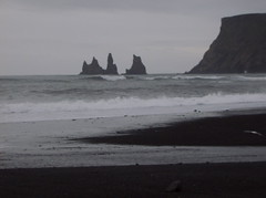 iszp (smadventure) Tags: ocean mountain mountains blacksand iceland waves falls atlantic vik glacier waterfalls volcanic atlanticocean blacksandbeach