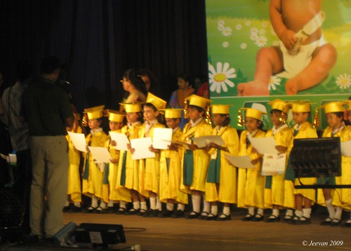 kid's convocation
