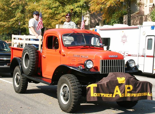 25 Power Wagon on Parade