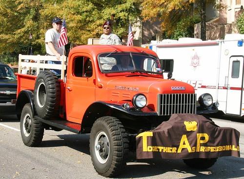 25 Power Wagon on Parade
