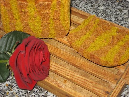 Pan y rosa de Sant Jordi