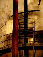 Ye Ole Tuna Factory ~ Sun Kissed (hurleygurley) Tags: california color green abandoned port gold losangeles rust longbeach rgb hg magichour hurleygurley urbanexploring tunafactory elisabethfeldman