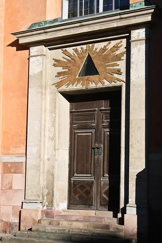 Puerta masonica?