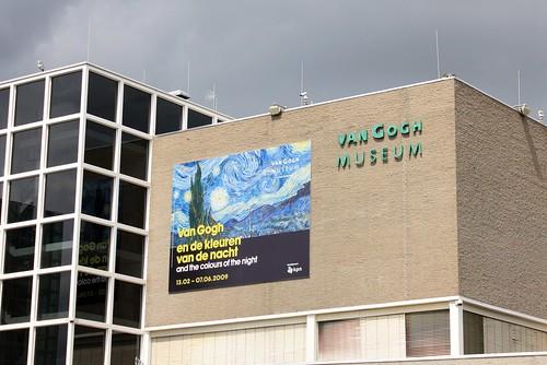 Museu do Van Gogh em Amsterdam