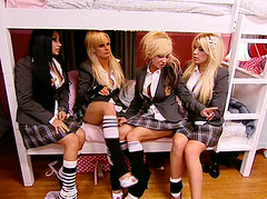Charm School with Ricki Lake - Tune In Mondays @ 9pm ET/PT (Official VH1) Tags: pictures show from school ladies girls party 3 sexy girl tattoo fun blog costume tv outfit screenshot model women uniform pix photos o pics blondes screengrab contest drinking competition charm screen images blond campo reality brunette grab schoolgirl loud realitytv brunettes noisy sinclair vh1 badgirls farrah screengrabs viacom brittania ocampo partygirls tattooed realityshow plaidskirt season3 brittanya vh1com celebreality britanya rockoflove dimplepiercing realchanceoflove charmschool3 gialynn