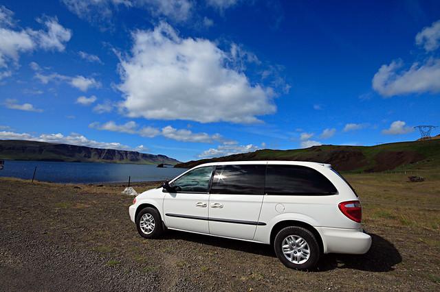 iceland ísland sigma1020mm hvalfjörður dodgegrandcaravansport2002