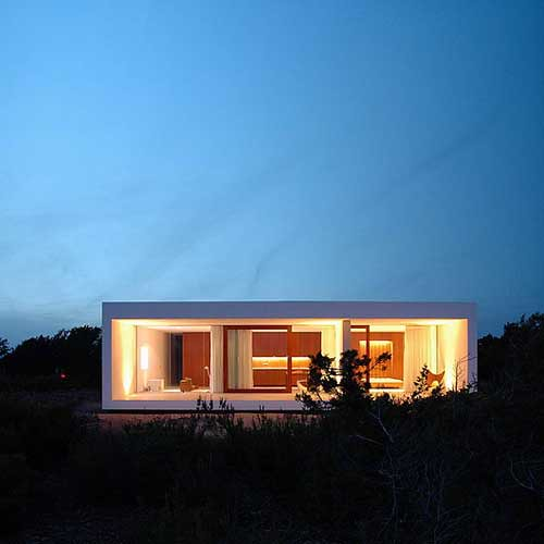 minimalist house design