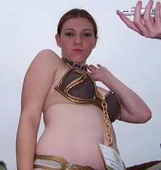 Slave Leia Comic Con 2009 (costuming crusader) Tags: comic 2009 con leia slave
