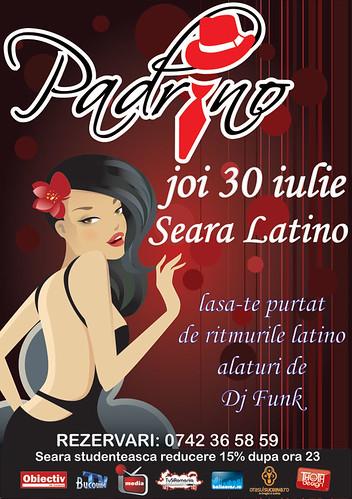 30 Iulie 2009 » Seară latino