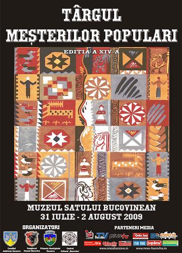 31 Iulie 2009 - 2 August 2009 » Târgul Meşterilor Populari