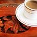 coffee or tea ; )