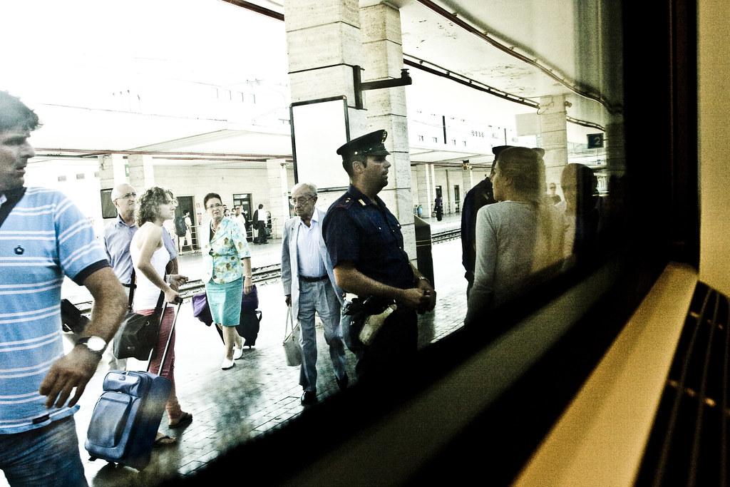 Train Drama