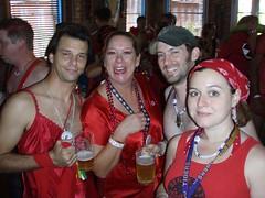 Mikey, Angela, Me, Bea