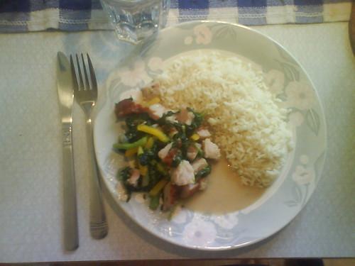 Veckans maträtt, v33