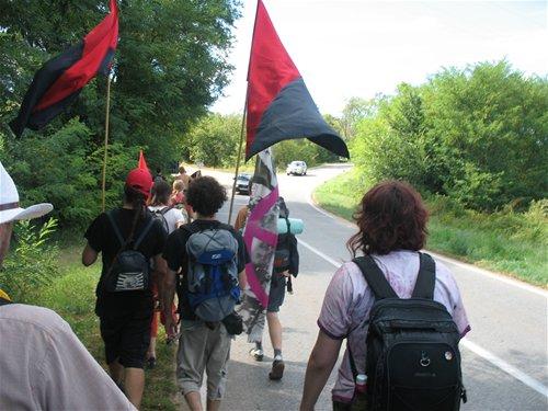 Marš za mir od Buja do Umaga