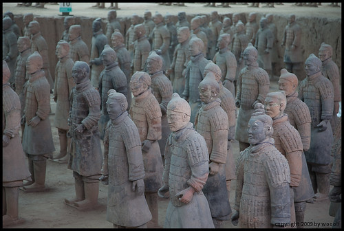 Newest Photo The Army Of Qin Shi Huangdi