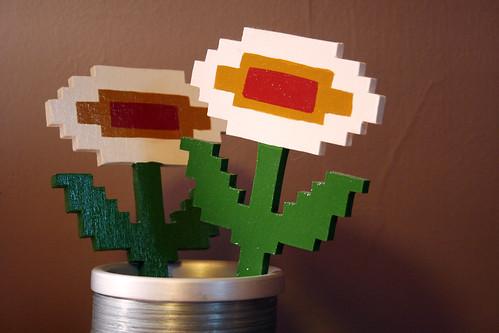 Fire Flowers!