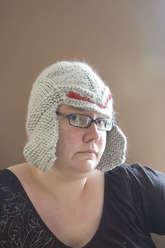 Cylon Hat