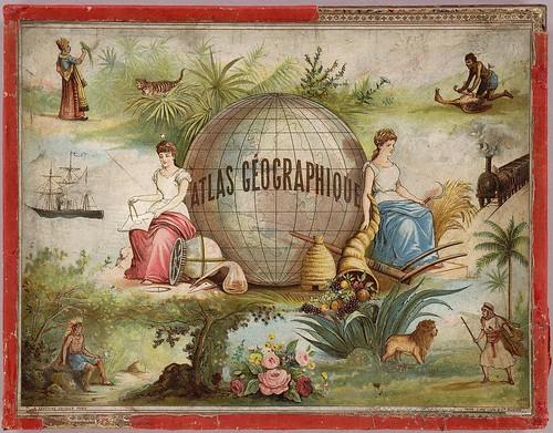 Atlas Geographique (pub. by Logerot)