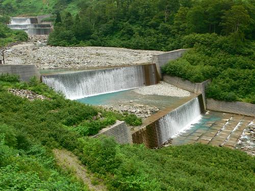 Dams / 砂防ダム