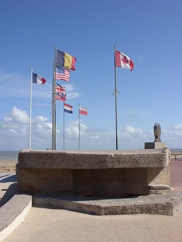 Canadian Bunker - Bernieres sur Mer