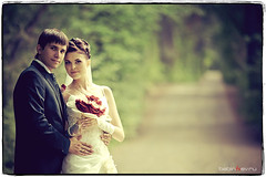 0810-9279 (Victor Babintsev. Wedding Photographer) Tags: wedding bride woods russia groove syberia tayga