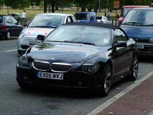 2005 Hamann Bmw 6er Coupe 645ci. 2005 BMW 645 Ci Cabriolet 4398