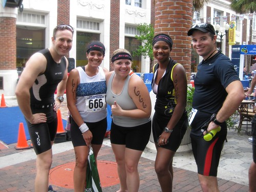 Triathletes! Rawr!
