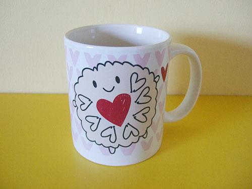 Jammie Dodger mug