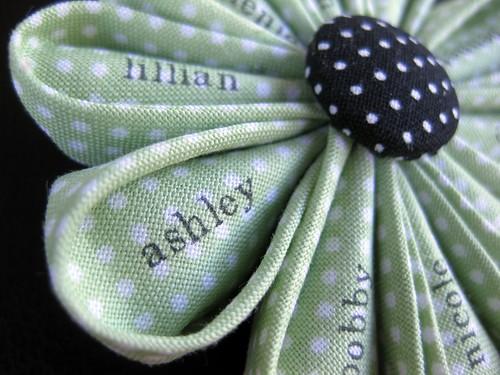 Gramma's Flower (close-up)