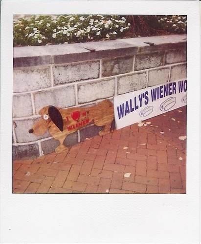wally's wiener world