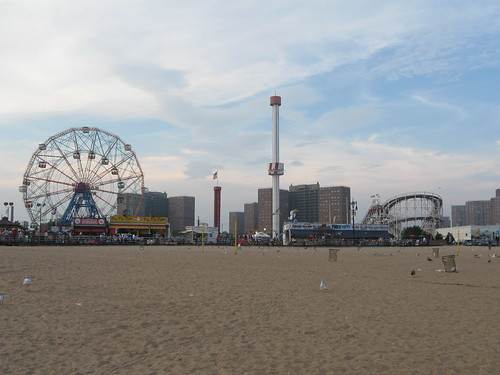 Coney Island (Photo by Ed Walters)